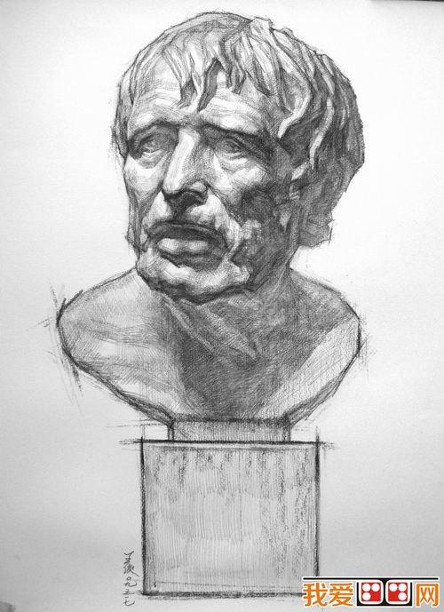 世界著名石膏雕像背后的故事(2)