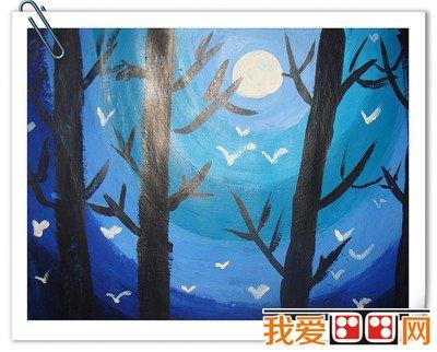 学画画 水粉画教程 > 水粉画色调的调和         水粉画的颜料的颜色