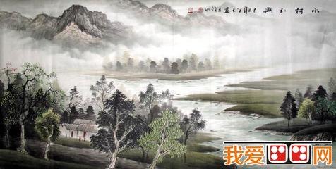 山水画写生的意义是什么