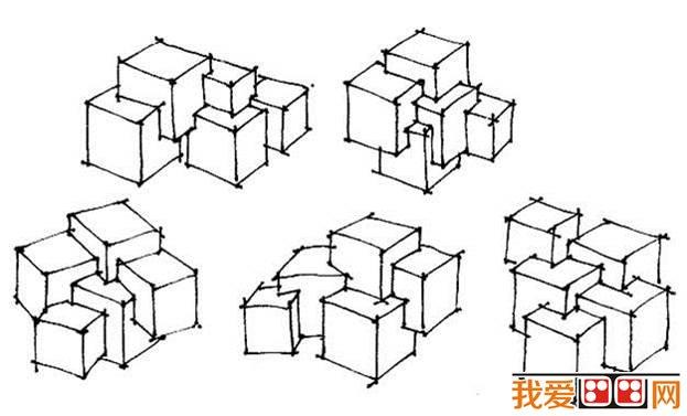 工程图 简笔画 平面图 手绘 线稿 623_377