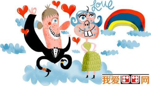 幼儿园小班美术涂鸦