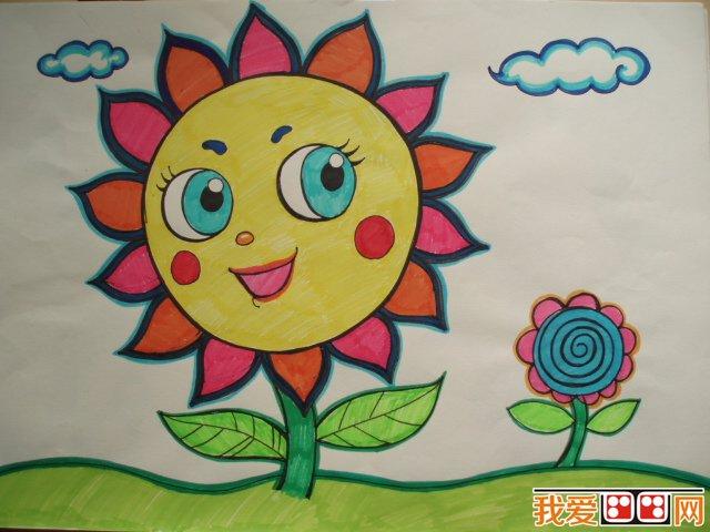 第一视频教程收录了一部非常棒的儿童绘画入门