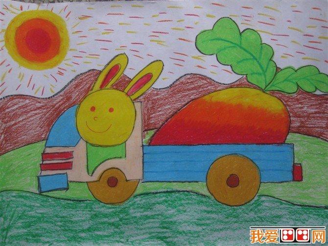 少儿科幻绘画,是少年儿童在已掌握的知识和经验的基础上通过科学的图片