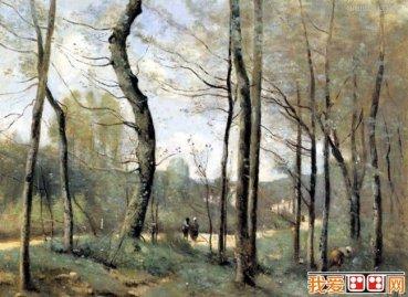 法国风景画派:巴比松画派