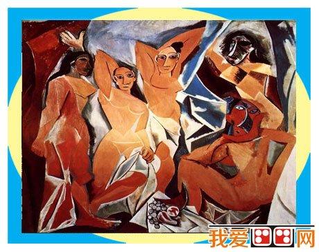 立体主义画派的人物画代表作品赏析