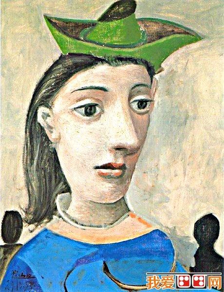"""作品.据了解,在本次美术展中,毕加索的20幅绘画将会亮相""""国际高清图片"""