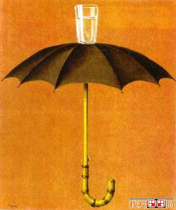 比利时超现实主义画家 马格利特