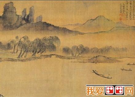 中国古代著名画家戴进资料图片