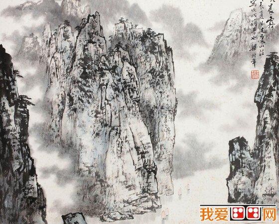 中国近代著名画家梁树年介绍