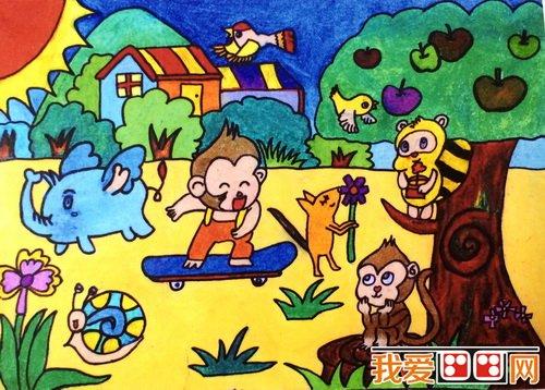 儿童学画画有什么作用