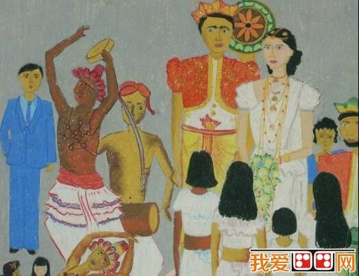 儿童画欣赏:国外优秀儿童画作品(5)