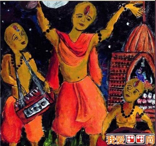 儿童画欣赏:国外优秀儿童画作品(10)