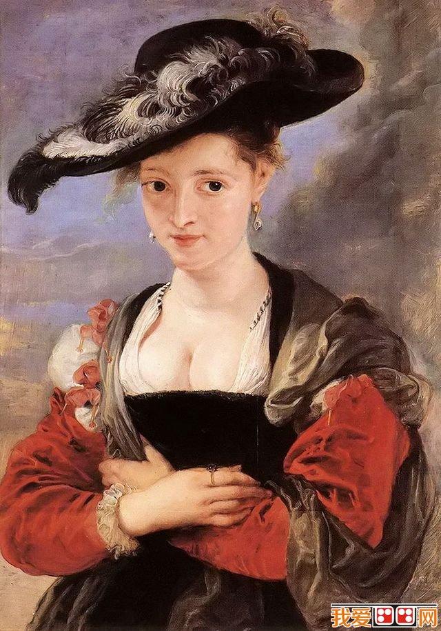 百科 世界名画 人物油画 > 世界著名肖像油画赏析     名家大师们都是