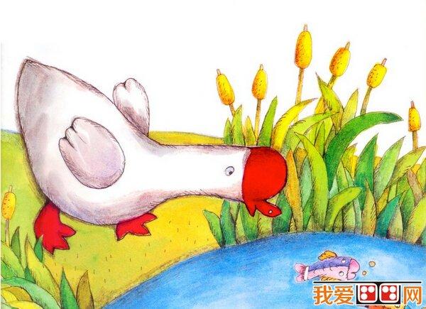 儿童水彩画:动物儿童水彩画作品欣赏(5)