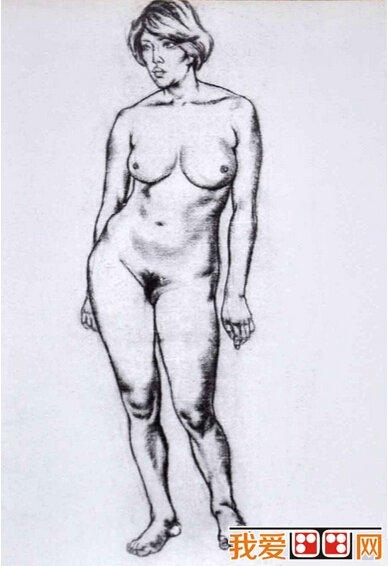 三种身体比例,18种衣服画法,画人物的基础技法