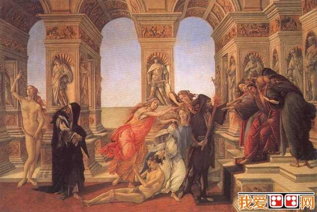 世界著名人物肖像油画赏析之五 6