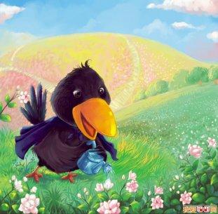 卡通画:可爱小动物插画欣赏