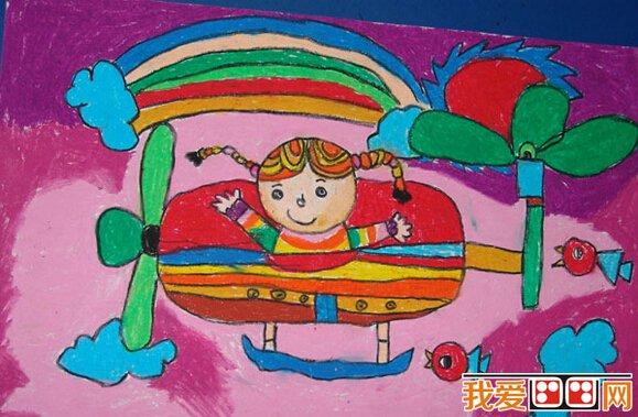 儿童学画画:意愿画对儿童成长的作用