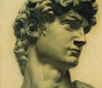 中央美术学院素描石膏像优秀作品欣赏