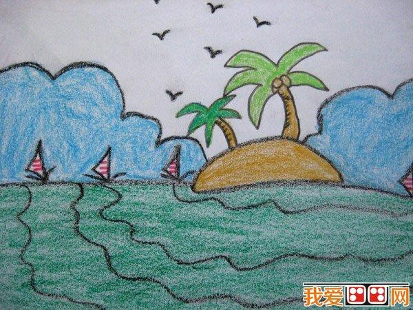 儿童绘画的特点是什么 儿童在绘画时,不断地将现实、主观意向和绘画活动几个方面进行协调。而绘画本身也是一个协调的过程,我们可以通过儿童的绘画表现来直接地观察到其心灵的轨迹。儿童绘画具有率直性、求全性、符号性、动态性、稚拙性、夸张性、开放性、自由性等特点。 率真性是很多儿童通过绘画表现出诚实、坦率和真诚的特征。他们的真实与成人的客观写实是不一样的。客观的真实和逼真他们是做不到的。儿童绘画标准更侧重的是对不对,而不是象不象。孩子不断地表明自己对事物的认识状况,往往没有成人的伪装,而是自然流露。 求全性是指儿童
