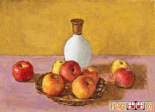 油画教程:油画教学的步骤与技法介绍