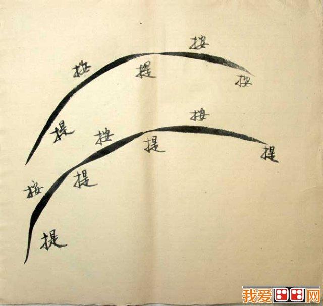 中国画教程:兰花的画法解析