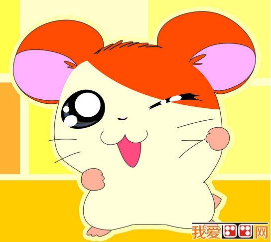"""欣赏。  哈姆太郎卡通画欣赏 哈姆太郎是一只具有永无止境好奇心的黄金鼠,它是一位小学五年级的小女生春名露的宠物。  哈姆太郎卡通画欣赏 有一天哈姆太郎跟着小露她们搬到新家,基于好奇,哈姆太郎展开了对新环境的冒险,认识了""""大老板""""还有""""哆哆"""",经由大老板的介绍,哈姆太郎认识了更多的哈姆伙伴,并在大老板的家中成立了哈姆好友的秘密地下基地。"""