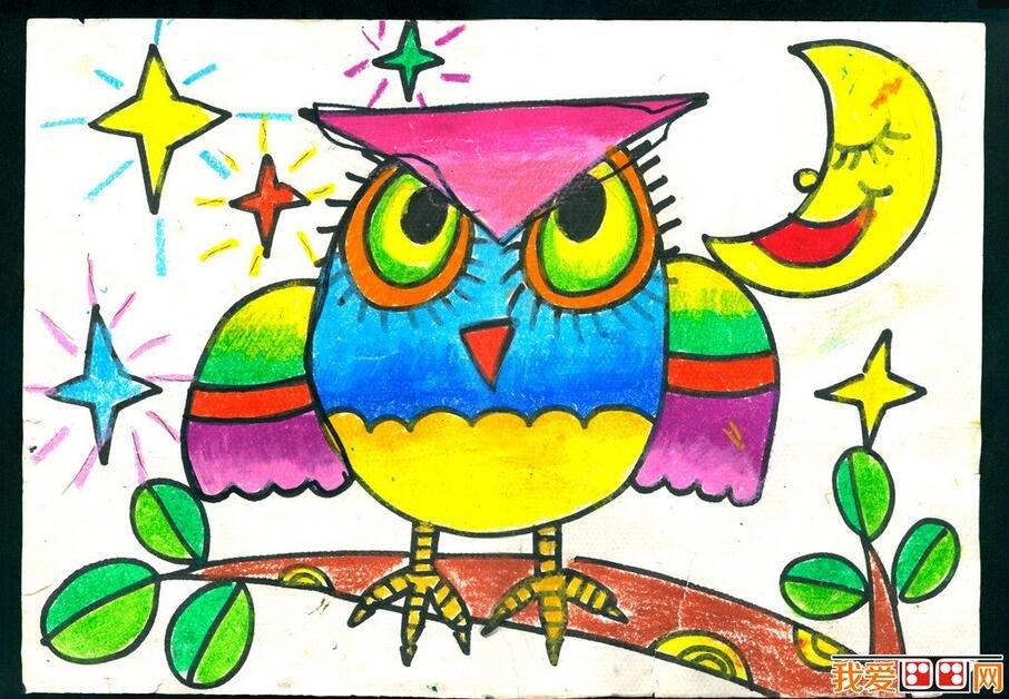 儿童绘画-我的绘画路程 2高清图片