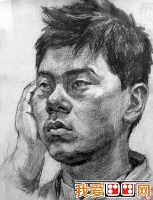 广州美术学院素描优秀试卷分析