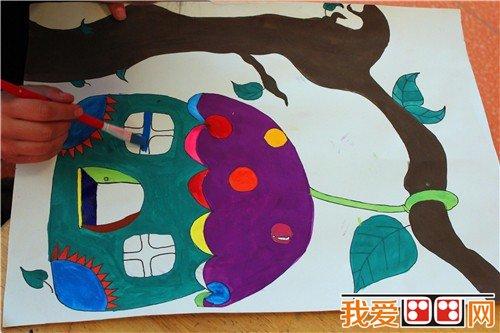 浅谈幼儿美术欣赏中范画应用的问题 2