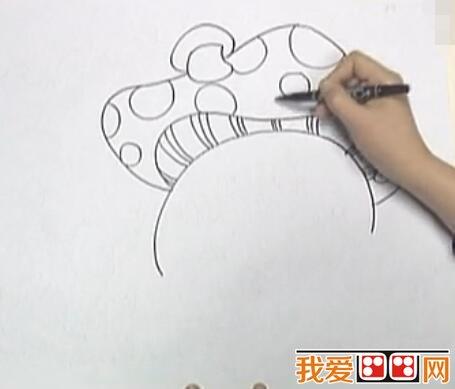 儿童画科幻画详细教程图片