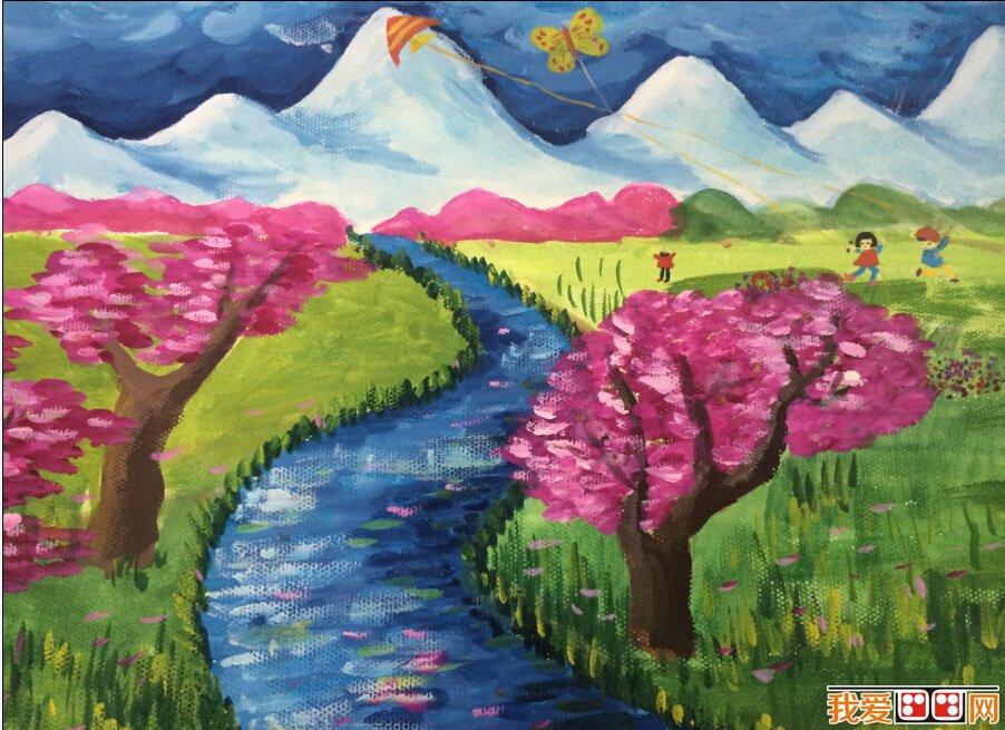 【绘画大赛】2016湿地主题少儿绘画大赛启动征稿