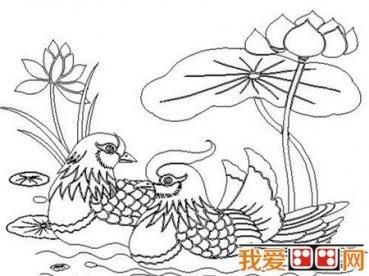 老虎简笔画,9副老虎的简笔画图片