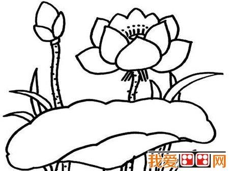 小朋友手牵手简笔画展示 分享简笔画教程