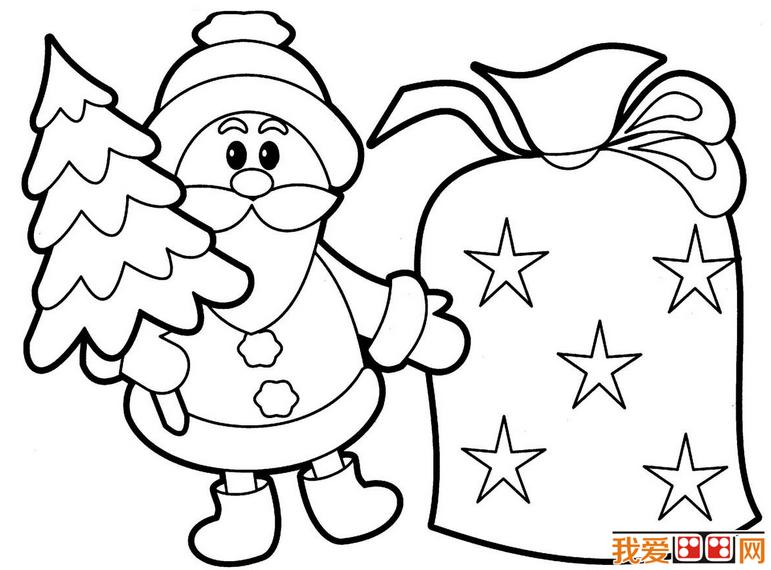 """会是怎样的呢?下面来看看圣诞老人简笔画作品欣赏。  圣诞老人简笔画作品欣赏 """"叮叮当、叮叮当,铃儿响叮当……""""圣诞节到啦,快许给愿吧,圣诞老人会帮你实现的。这一天,圣诞老人驾驶着麋鹿从天上飞过,他没有驾驶证,也不需要驾驶证;天上更没有红绿灯,因为如果有了红绿灯,就会耽误送礼物的时间。  圣诞老人简笔画作品欣赏"""