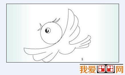 简笔画技巧:小动物简笔画教程_儿童画教程_学画画_我