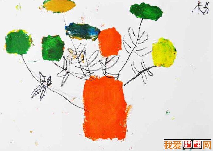 如何提升幼儿水粉绘画兴趣