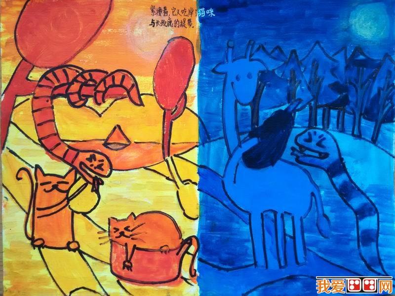 森林里的提琴--儿童绘本作品欣赏(2)图片