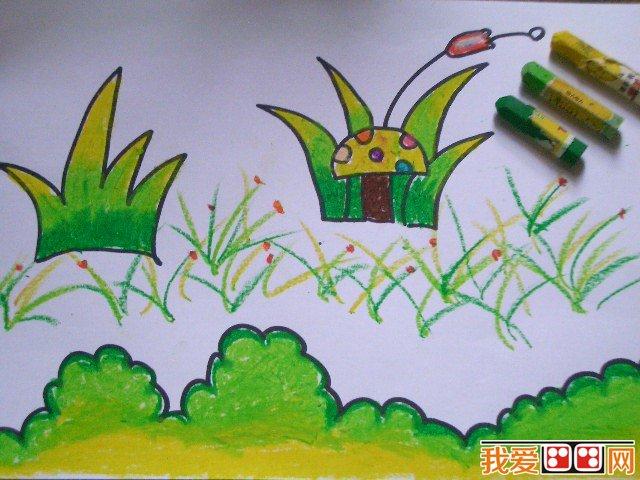 讲故事在幼儿园美术教学中的应用图片