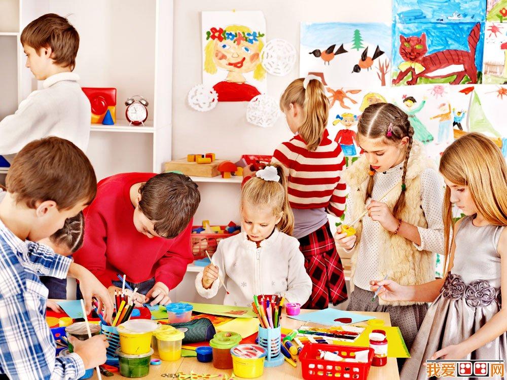 幼儿绘画教育的5个方法_教育_我爱画画网
