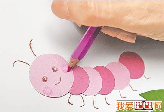 DIY手工制作儿童绘本步骤教程