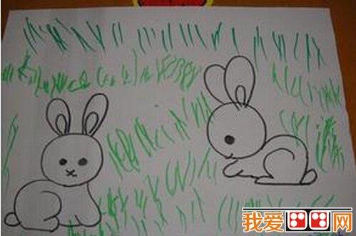 美术活动:幼儿学画画之早期阅读图片