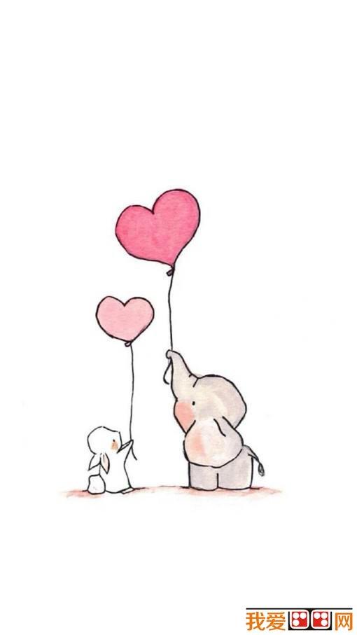 儿童DIY绘本 小象与小白兔的友谊