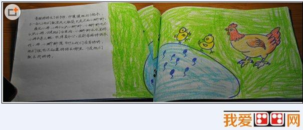 手工DIY制作 儿童绘本 小蝌蚪找妈妈 欣赏