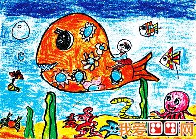 儿童比赛画画作品-比赛画画作品-画画比赛一等奖作品-消防画画比赛