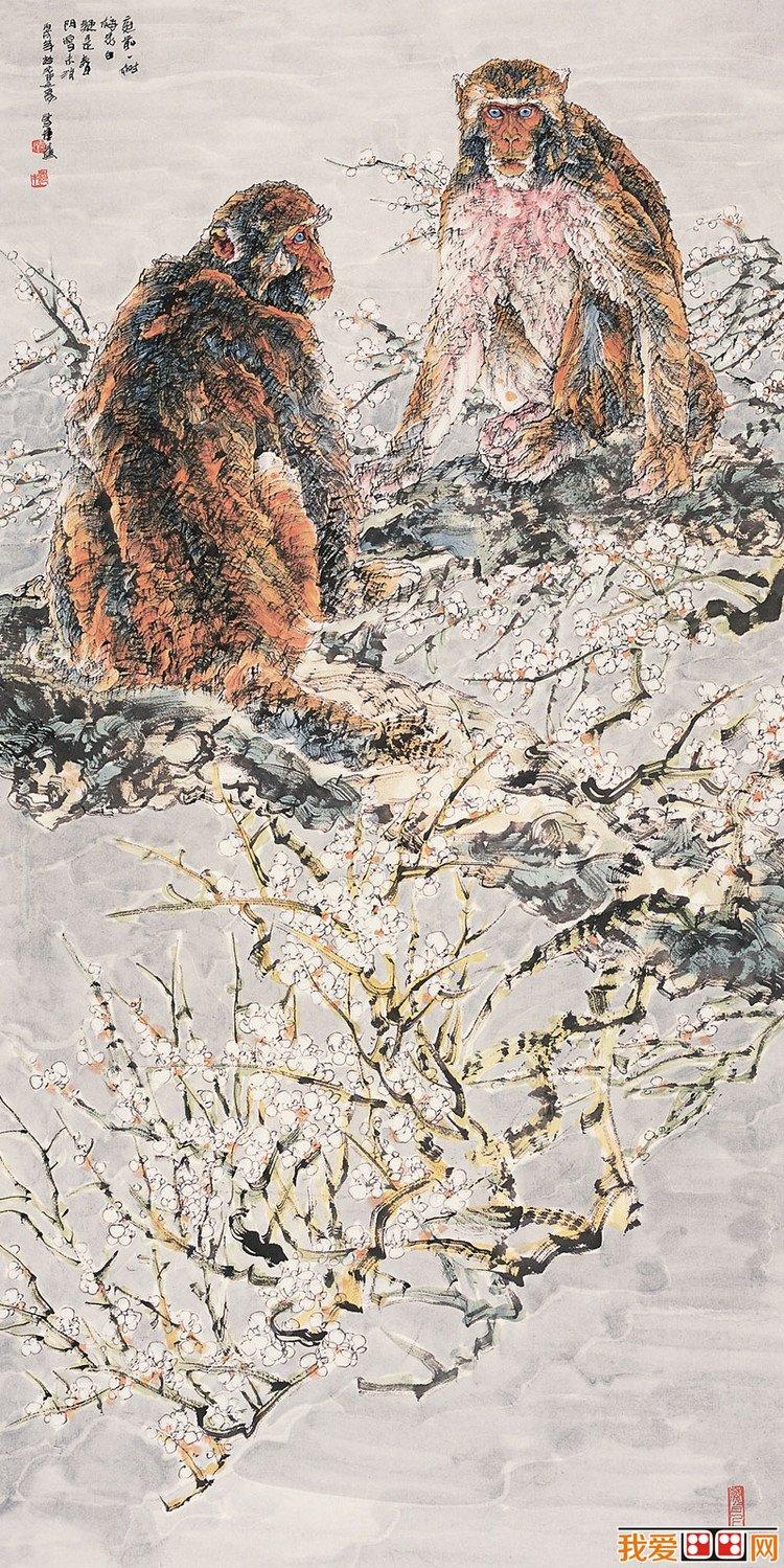 当代绘画家李蒸蒸工笔动物画作品赏析(4)