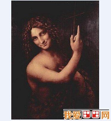 卢浮宫欲修复达芬奇名画《施洗者圣约翰》饱受争议