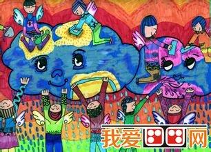地球一小时创意绘画-地球一小时 儿童绘画比赛开始啦