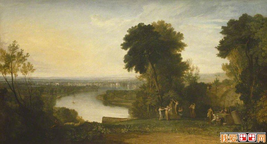 英国画家约瑟夫·马洛德·威廉·透纳风景油画作品赏析(4)