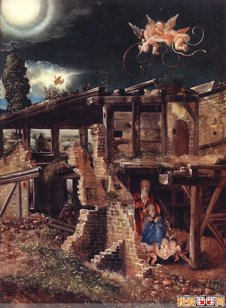 现存《多瑙河风景》之类图画数幅.